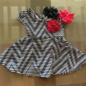 👶5/$25 Rare Editions Infant Dress